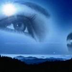 глаза зеркало