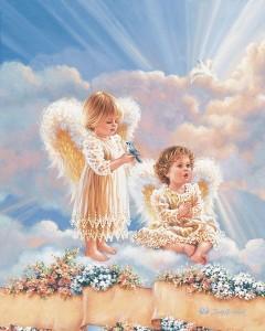 разговор ангелов