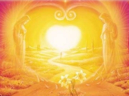 """медитация """"золотой свет"""""""