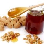 Мёд и орех