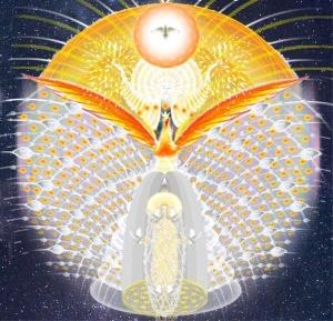 медитация золотой свет