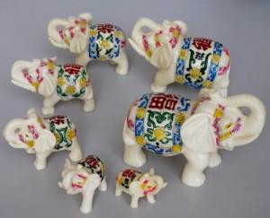 7 слоников