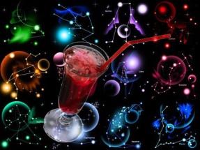 Знаки зодиака и алкоголь