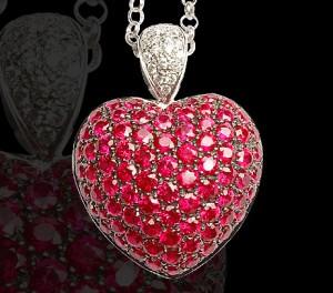 амулет сердце