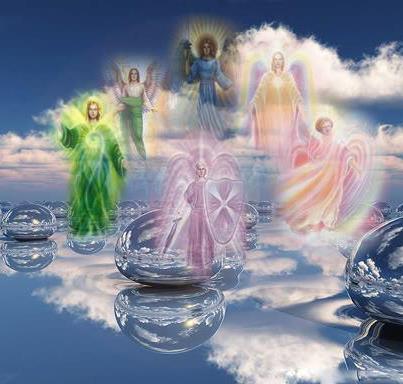 Медитация на помощь архангелов