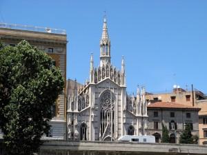 Церковь Святого Сердца, Рим