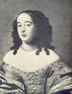 Портрет Нинон работы Пьера Миньяра.