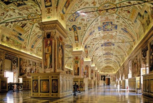 Апостольская библиотека Ватикана