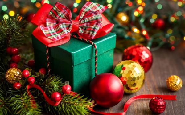 Что подарить на Новый год 2017